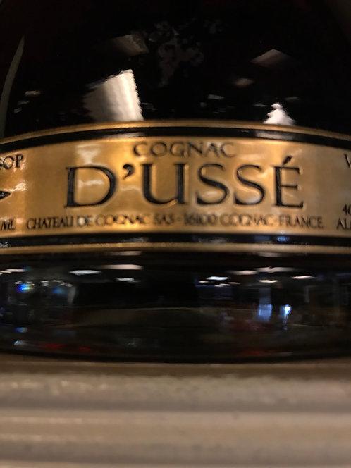 D'USSE COGNAC VSOP -  750ML