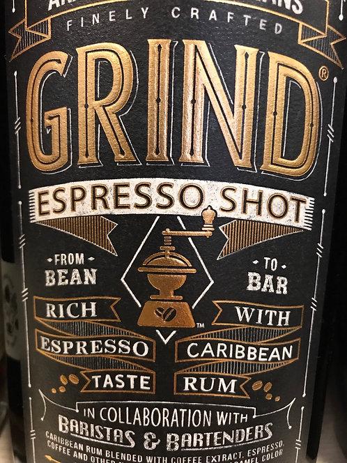GRIND ESPRESSO RUM -  750ML