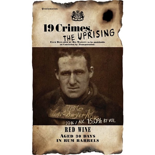 19 CRIMES THE UPRISING -  750ML