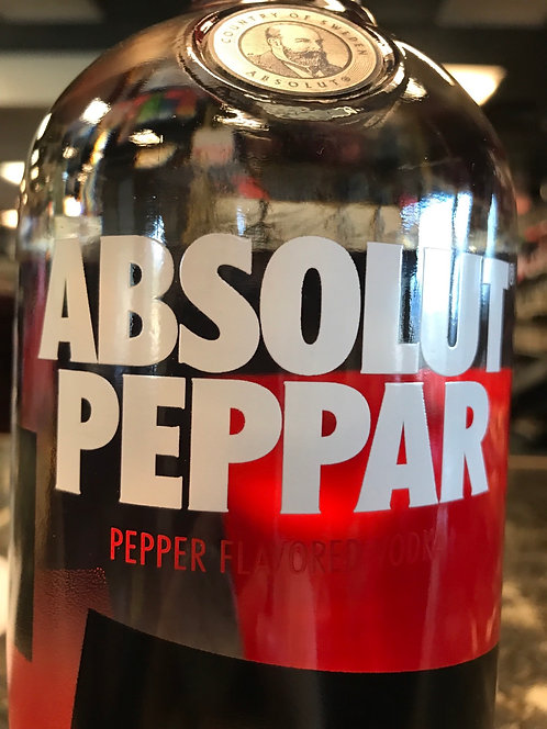 Absolut peppar vodka 1Li