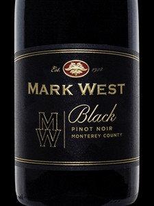 MARK WEST PINOT NOIR BLACK -  750ML