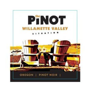 THE PINOT SITUATION PINOT NOIR 750ML