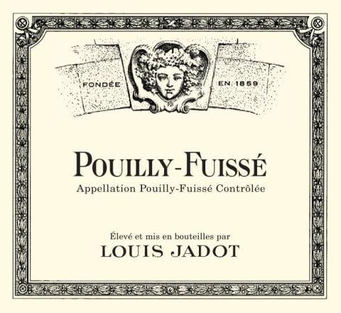 LOUIS JADOT POUILLY FUISSEL