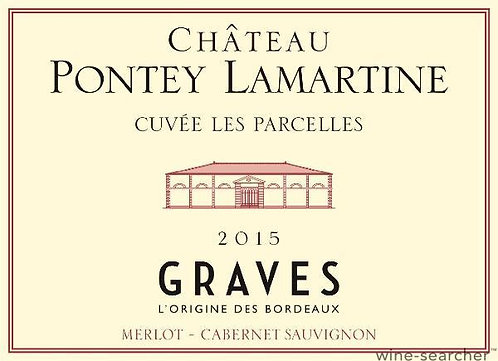CHATEAU PONTEY LAMARTINE GRAVES 750ML
