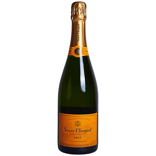 VEUVE CLICQUOT YELLOW BRUT -  375ML