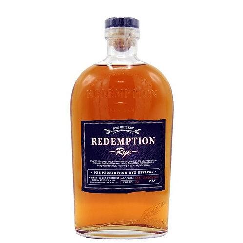 REDEMPTION RYE -750ML