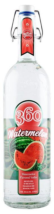 360 VODKA WATERMELON 1LI