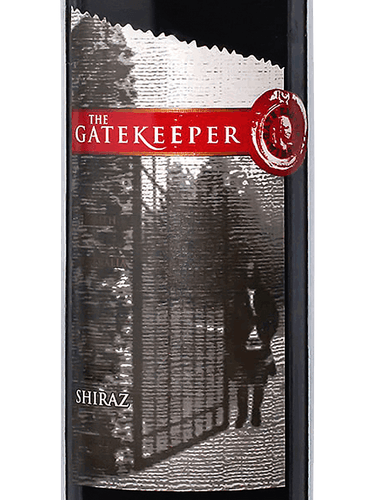 GATEKEEPER SHIRAZ 750ML