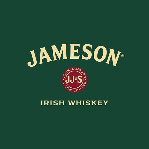 JAMESON IRISH WHISKEY -  375ML
