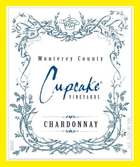CUPCAKE CHARDONNAY -  750ML