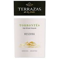 TERRAZAS TORRONTES RESERVE -  750ML