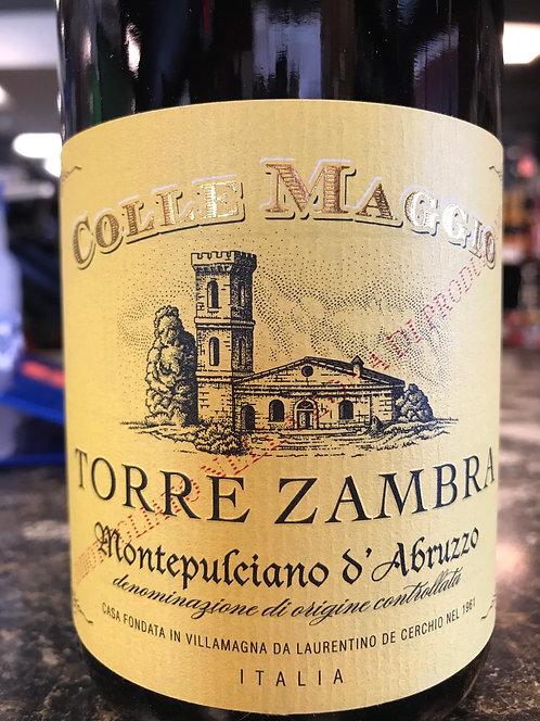 TORRE  ZAMBRA MONTEPULCIANO -  750ML
