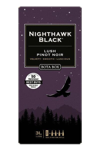 BOTA BOX NIGHTHAWK PINOT NOIR 3L