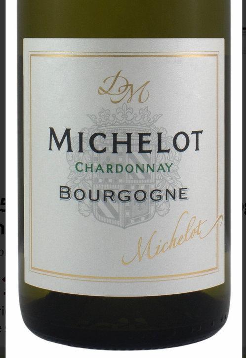 MICHELOT BOURGOGNE BLANC CHARDONNAY -  750ML