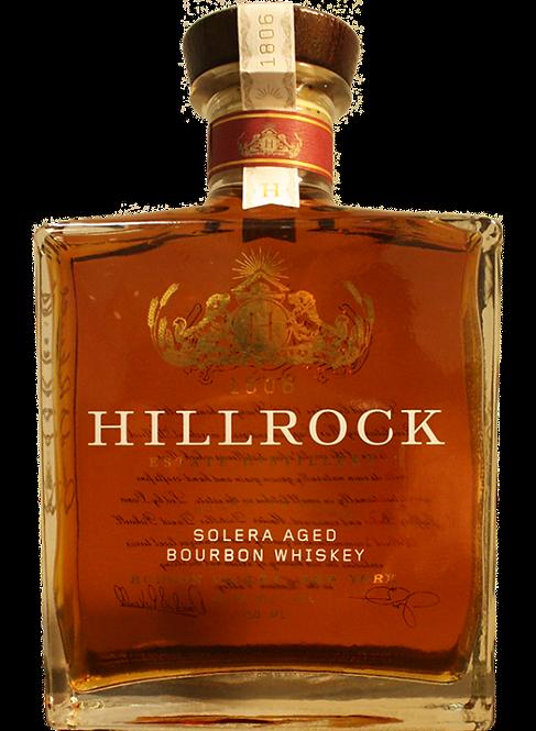 HILLROCK BOURBON -  750ML
