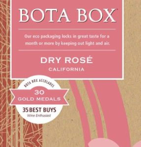 BOTA BOX ROSE -  3L