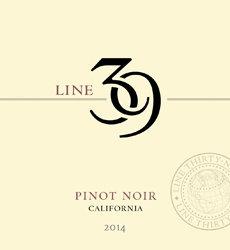 LINE 39 PINOT NOIR -  750ML