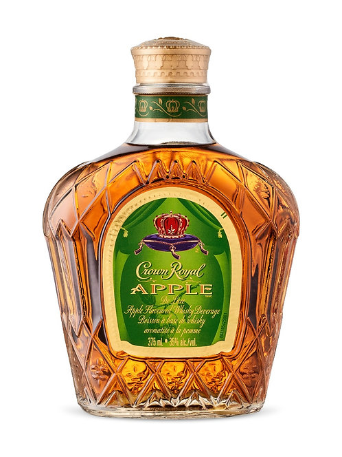 CROWN ROYAL APPLE -  750ML