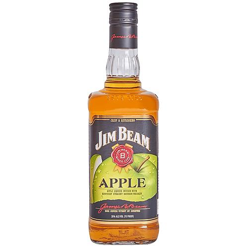 JIM BEAM APPLE -  1L