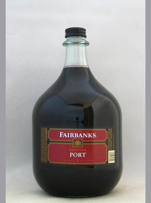 FAIRBANKS PORT -  3L
