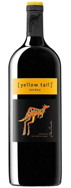 YELLOW TAIL SHIRAZ -  1.5L