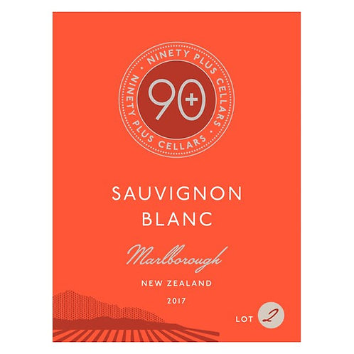 90 PLUS CELLARS SAUVIGNON BLANC 750ML