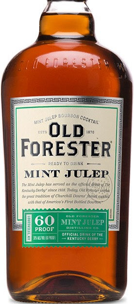 OLD FORESTER MINT JULEP -  1L