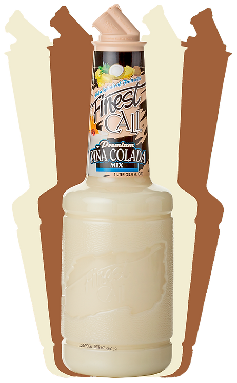FINEST CALL PINA COLADA MIX 1L