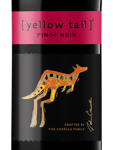 YELLOW TAIL PINOT NOIR -  1.5L