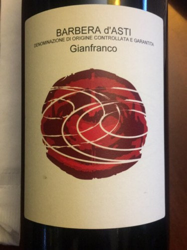 GIANFRANCO BARBERA D'ASTI DOCG -  750ML