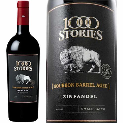 1000 STORIES ZIN -  750ML