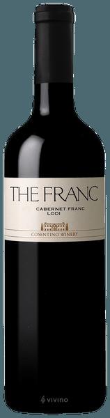 COSENTINO THE FRANC -  750ML