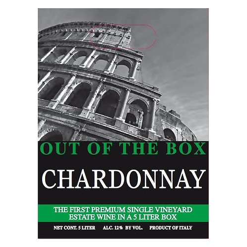 OUT OF THE BOX CHARDONNAY 5LI