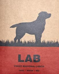 LAB RED 3L BOX -  3L