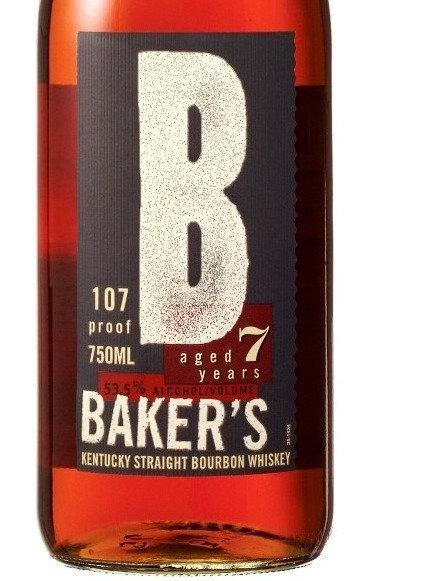 BAKER'S BOURBON -  750ML