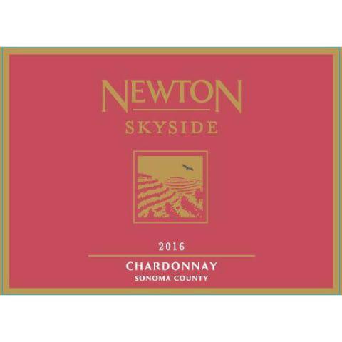 NEWTON CHARDONNAY -  750ML