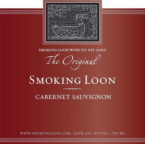 SMOKING LOON CABERNET -  750ML