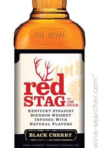 JIM BEAM RED STAG BLACK CHERRY -  0.50M