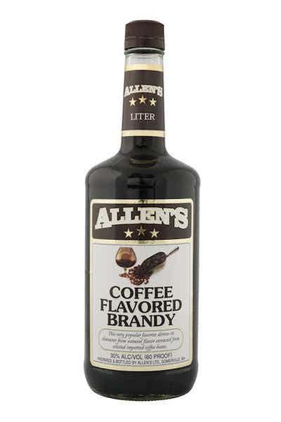 ALLENS COFFEE BRANDY -  1L