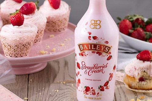 BAILEYS STRAWBERRIES CREAM -  750ML