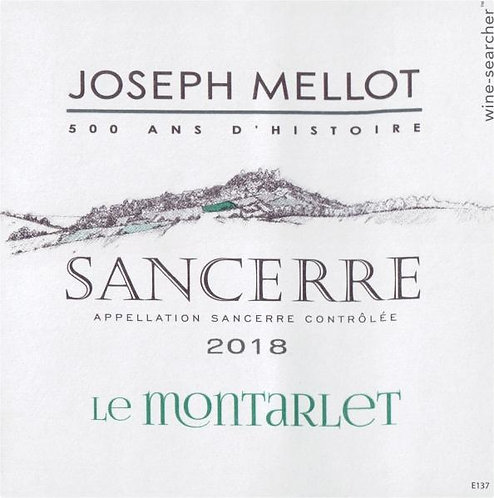 JOSEPH MELLOT SANCERRE  -  750ML
