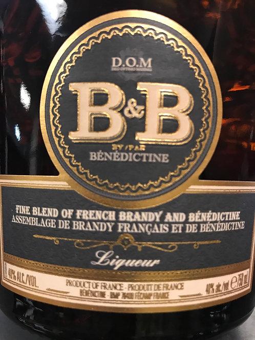 B&B B&B -  750ML
