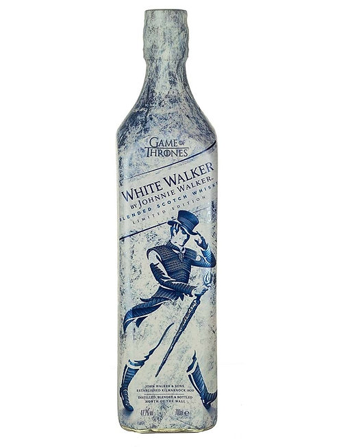 JOHNNIE WALKER WHITE WALKER GOT 750ML