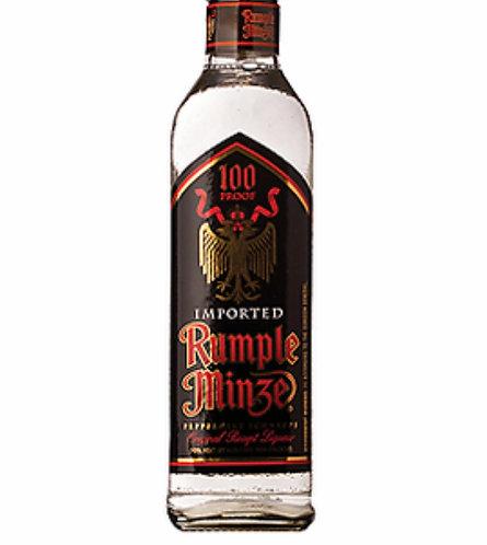 Rumple minze schnapps 375ml