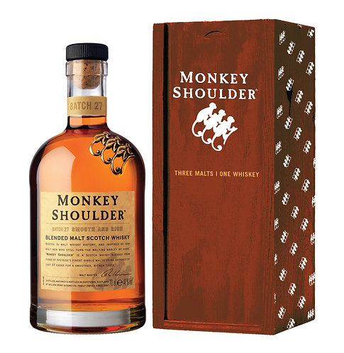 MONKEY SHOULDER WHISKEY 750ML