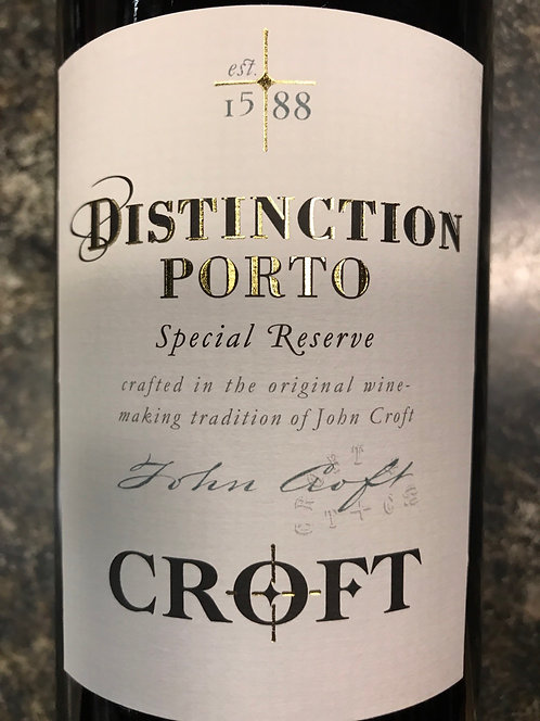CROFT DISTINCTION -  750ML