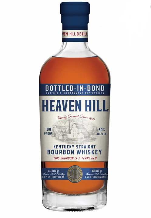 Heaven Hill bourbon 7years 750ml