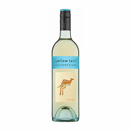 YELLOW TAIL SAUVIGNON BLANC -  750ML