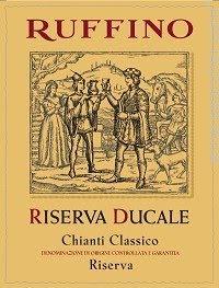 RUFFINO RISERVA DUCALE -  750ML