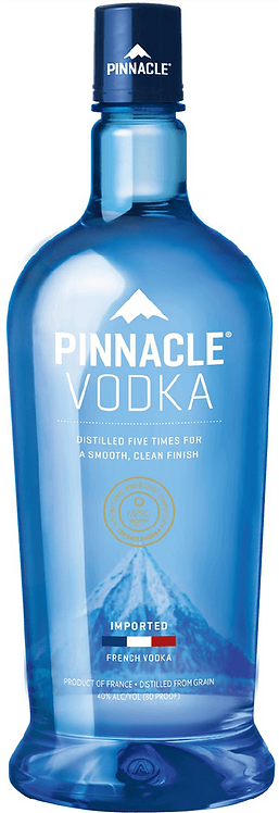 PINNACLE VODKA -  1L
